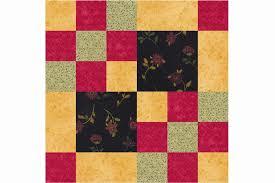 Free 9-inch Patchwork Quilt Block Patterns &  Adamdwight.com