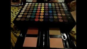 estojo de maquiagem sephora collection makeup studio blockbuster you