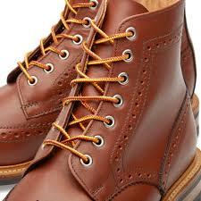 Mark Mcnairy Commando Sole Brogue Boot