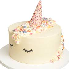 Unicorn Birthday Cake Available In A Range Of Delicious Flavours
