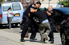 Image result for police wrestling with suspect