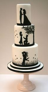 Bride And Groom Cake Ideas