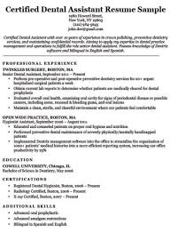Orthodontic Assistant Resume Sample Dental Assistant Cover Letter Sample Resume Companion