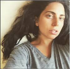 lady a celebrities without makeup insram selfies celebrities without makeup on insram