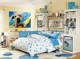 cool blue bedrooms for teenage girls. Perfect Decorating Ideas For Teenage Room Designs : Marvelous Boys Teen Bedroom Design Using Blue Theme Cool Bedrooms Girls
