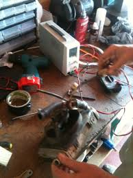 cooling problems leaking radiator gas gas trials central 0411 jpg