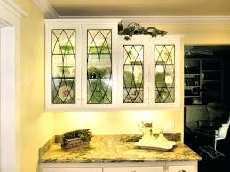kitchen cabinet glass inserts leaded doors google search property for cabinets as well door white with