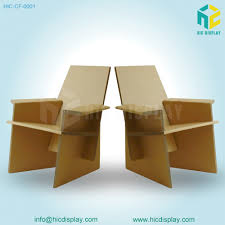 Corrugated Cardboard Furniture Hic Cardboard Furniture For Corrugated Cardboard Chaircardboard