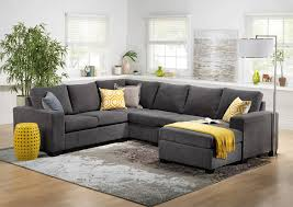 Sofa White Sectional Couch Couch With Chaise Sectional Sofas