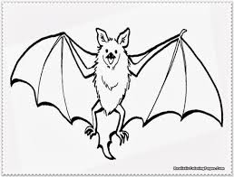 Small Picture Bat Coloring Pages 2 Coloring Page