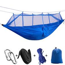 Captiva Designs 23 13 Woodlands Tent Details About Portable Mosquito Net Hammock Tent With Adjustable Straps And Carabiners Large