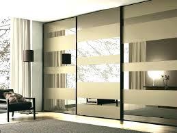 mirror modern sliding closet doors