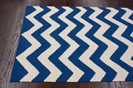 blue chevron area rug ideas deboto home design ideas blue