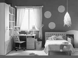 Black And White Teenage Bedroom Modern For Teens Including Furniture Trends Pictures Black And