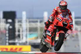 MotoGP Austin: Francesco Bagnaia holt dritte Pole in Serie