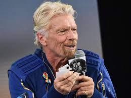Richard Branson, Virgin Galactic: What ...