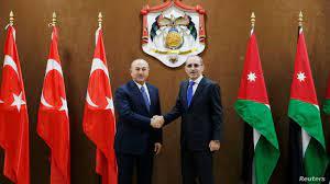 باللغة العربية.. وزير الخارجية التركي يخاطب الأردن - وكالة أنباء تركيا