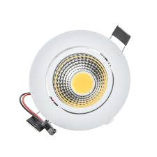 50pcs lot dimmable 3w 6w 9w cob led spot light led ceiling lamp recessed led