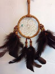 Cherokee Dream Catcher Classy Native American Authentic Cherokee Dream Catcher 32 Inch EBay