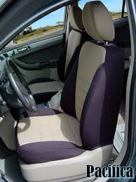 chrysler pacifica standard color seat covers