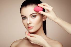 blending sponge how to use. to use your beauty blender for contouring purposes, you first put the product onto places that want contour, wet a little and blending sponge how