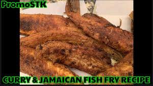 CURRY & JAMAICAN CATFISH RECIPE ...