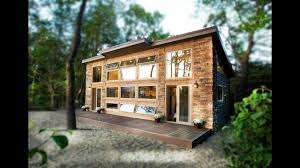 A Gorgeous Cabin was Built for a Home Family of Seven | Amazing Small House  Design Ideas