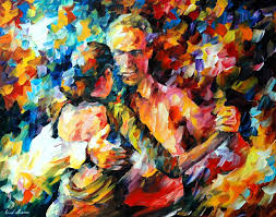 leonid afremov oil on canvas palette knife original paintings art famous artist biography official page gallery large artwork young