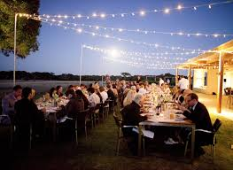 outdoor fairy lighting. Fairy Light Install At Eagle Bay Brewery, Photo By Arlene Bax Photography Outdoor Lighting C