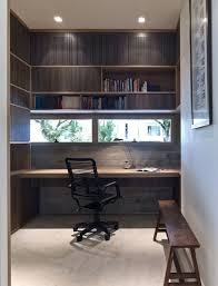 Home Study Furniture Decorating Creative Built In Studying Desk On Small Space Home