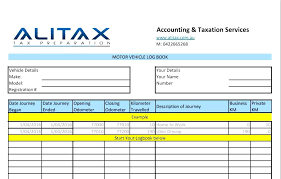 Vehicle Log Book App Guildhall Vehicle Mileage Log Book For Tax Purposes Template Work