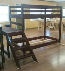 Bunk Bed Stairs Plans How To Build A Bunk Beds With Stairs Invisibleinkradio Home Decor
