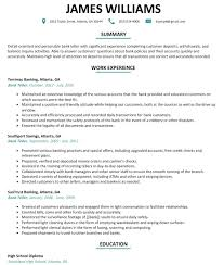 Teller Resume Sample Resume Skills For Bank Teller Bank Teller Resume Sample Resumelift 2