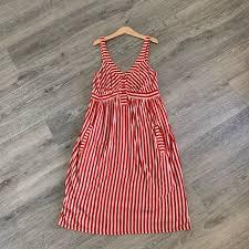 Ella Moss Dresses Striped Jersey Dress Poshmark