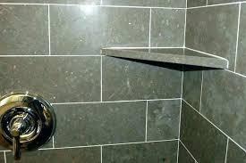 porcelain shower shelves corner shelf for ceramic home depot p