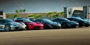 Lamborghini Ferrari Bugatti