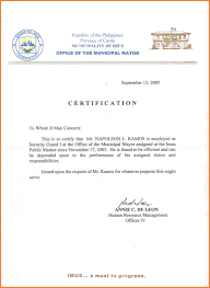 Sample Of Certificate Of Employment For Teachers Bahamas Schools