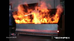 fauxfire simulated fake fire flame system please watch updated you