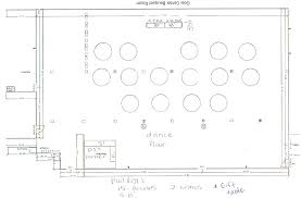 plan wedding reception virginia home wedding reception small office floor plan
