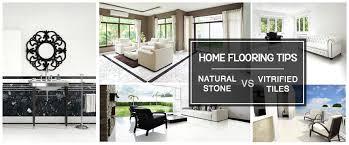 home flooring tips granite vs vitrified tiles