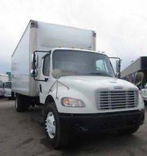 freightliner trucks 2013 freightliner m2 24 morgan box truck cummins air ride 5719