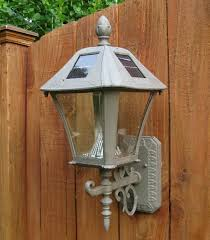 Outdoor Solar Patio Lighting  Wearefound Home DesignSolar Exterior House Lights
