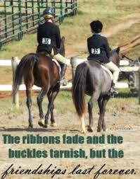 Horse Riding With Friends Quotes