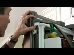 lg refrigerator door gasket. replace a door gasket: kenmore elite and lg 3-door refrigerators - youtube lg refrigerator gasket