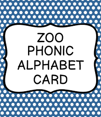 Say a sound and children identify the correct letter(s) by circling/colouring. 7 Best Zoo Phonics Printable Flash Cards Printablee Com