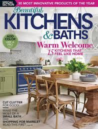 Bhg Kitchen And Bath Beautiful Kitchens Baths Spring 2017 By Mimimi977 Issuu