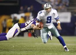 Favre Vikings Hold On For 24 21 Win Over Cowboys Mpr News