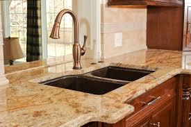 exotic granite countertop kitchen