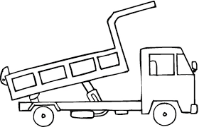 Small Picture Free Construction Coloring Pages