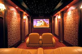 Home Theatres Designs New Decoration